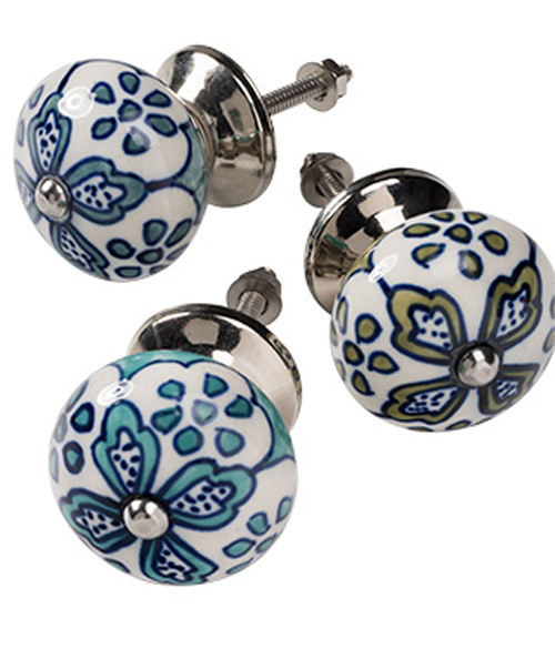 hand painted door knobs photo - 16