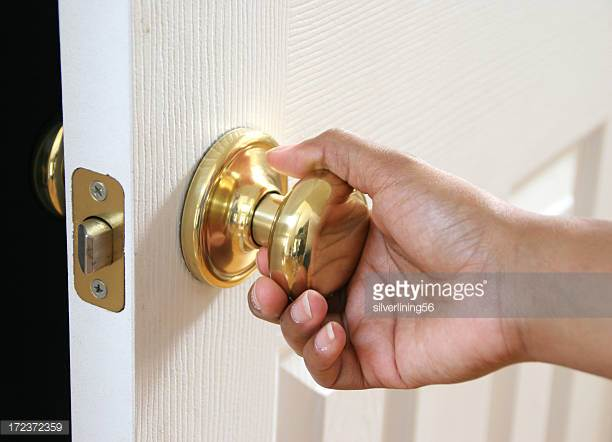 handshake door knob photo - 15