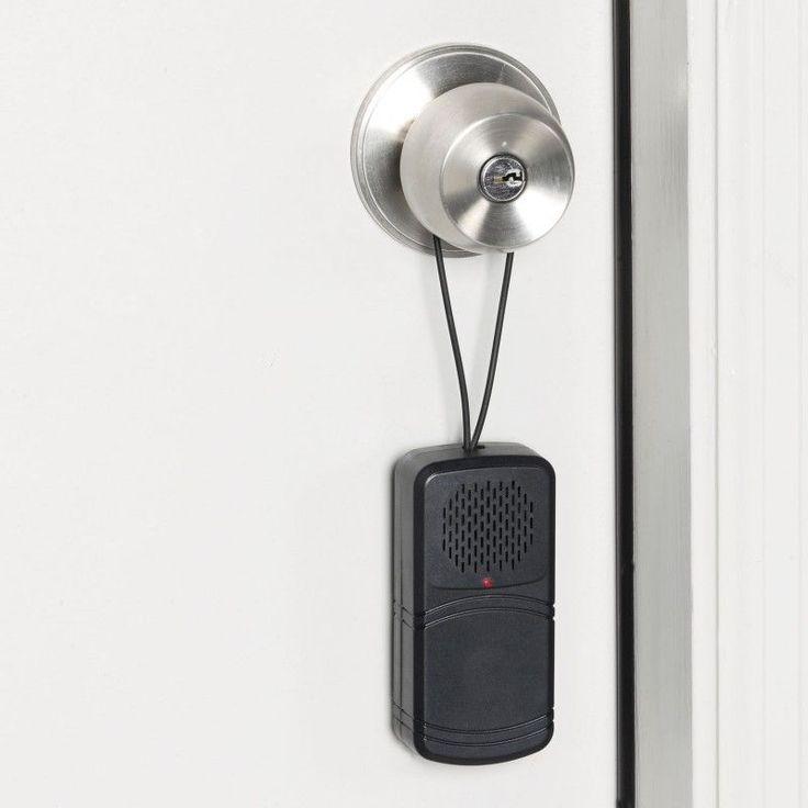 hanging door knob alarms photo - 15