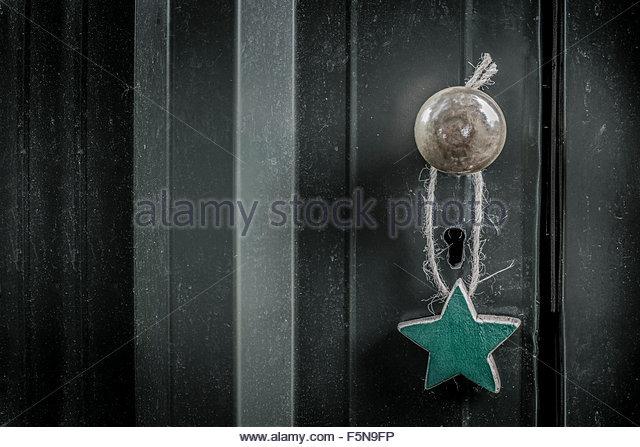 hanging from door knob photo - 14