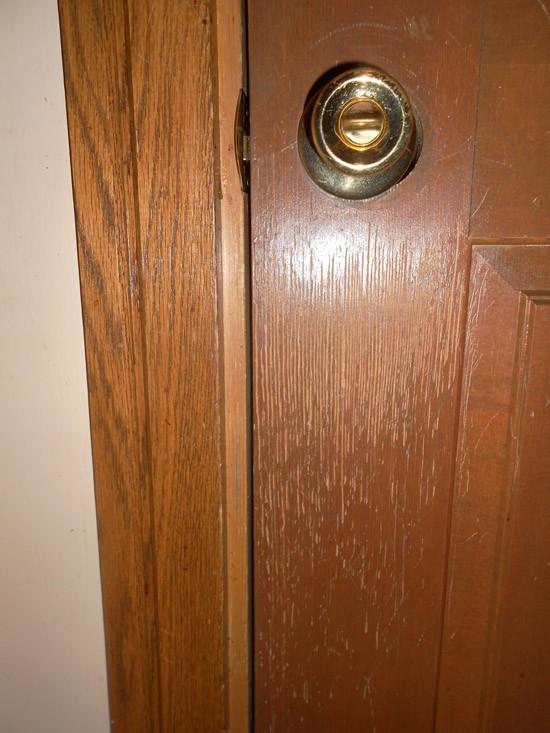 hanging from door knob photo - 15