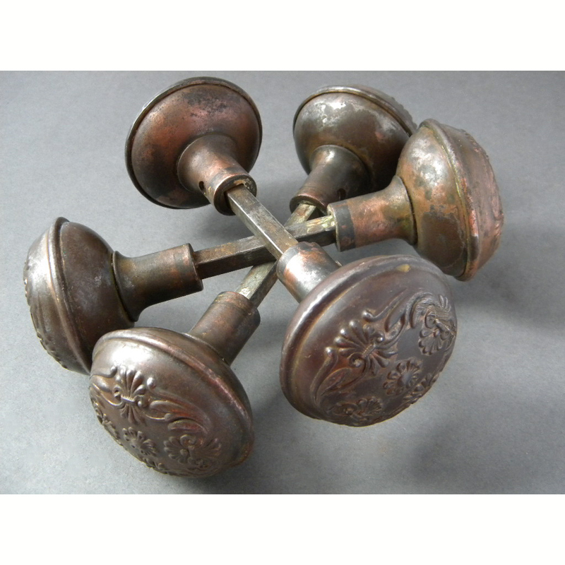 historic door knobs photo - 11