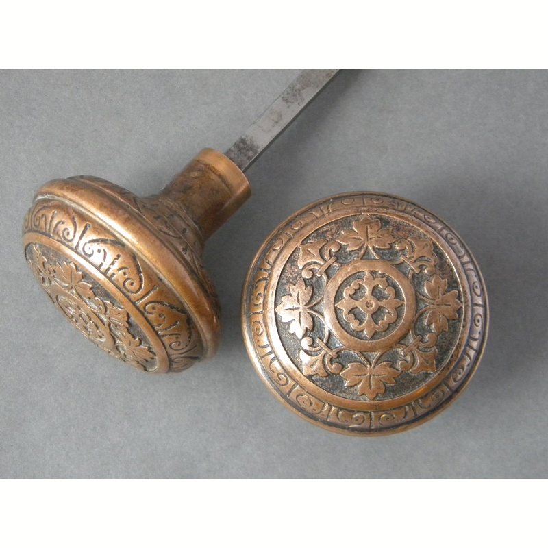 historic door knobs photo - 13