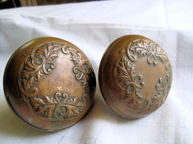 historic door knobs photo - 17