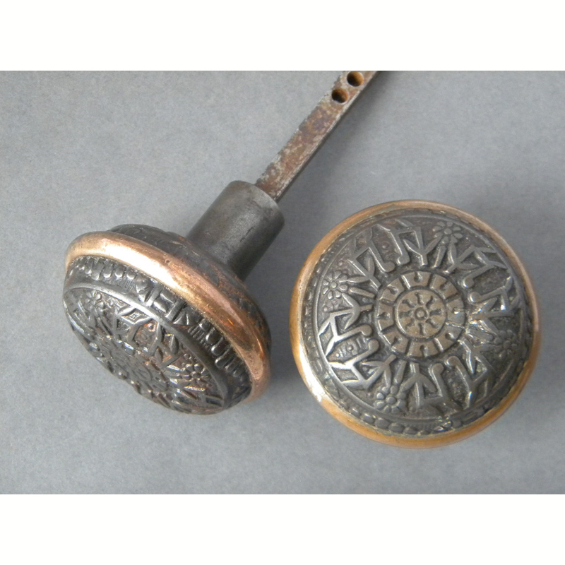 historic door knobs photo - 5