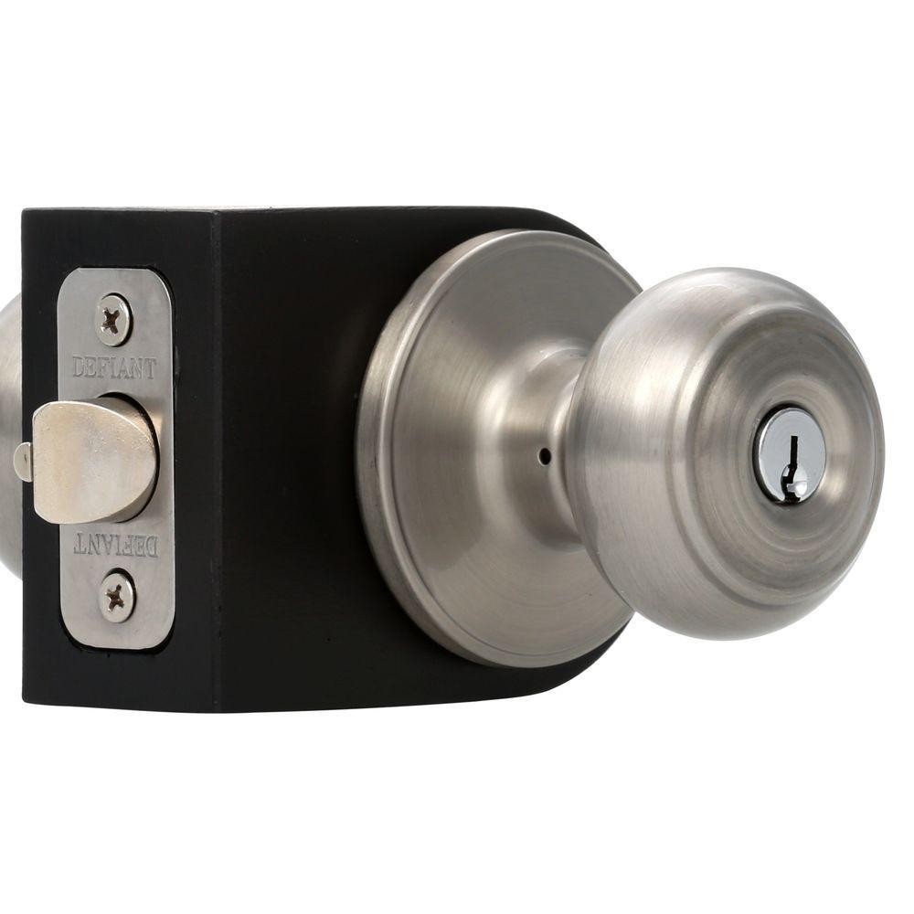 home depot door knobs photo - 10
