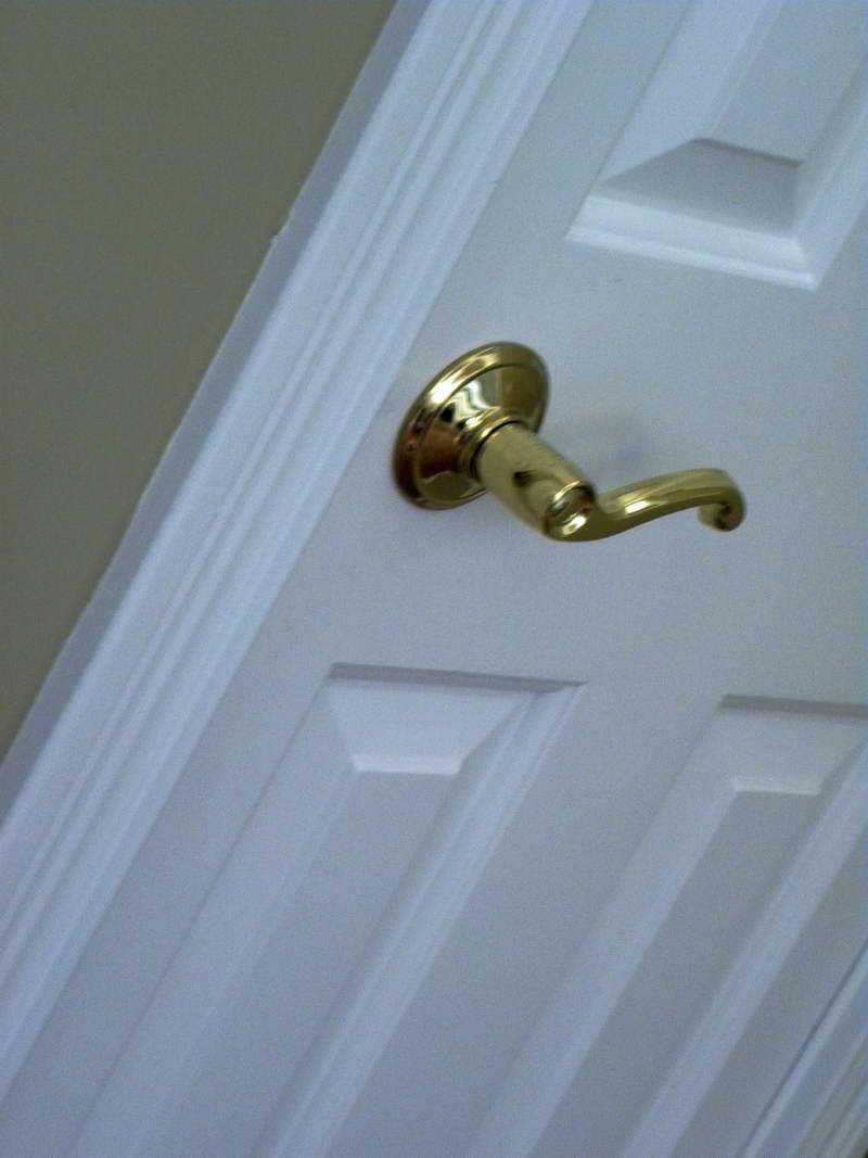home depot door knobs photo - 7