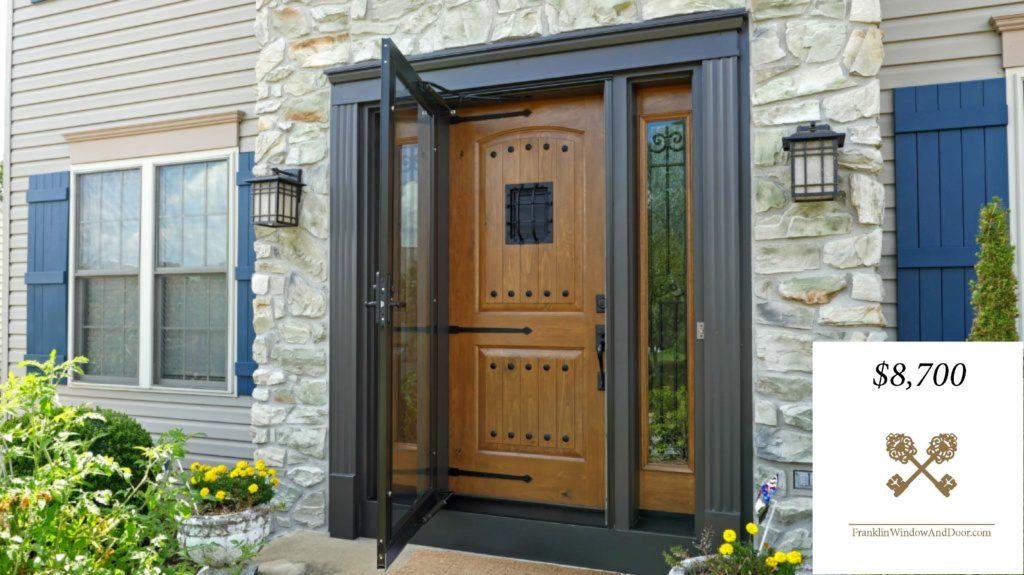 how much do door knobs cost photo - 15