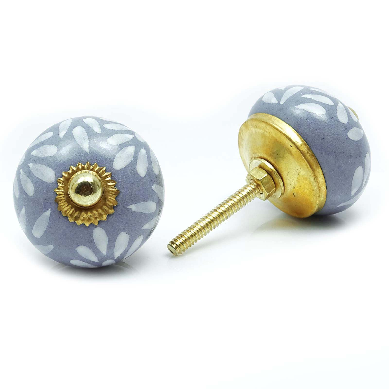 indian door knobs photo - 19