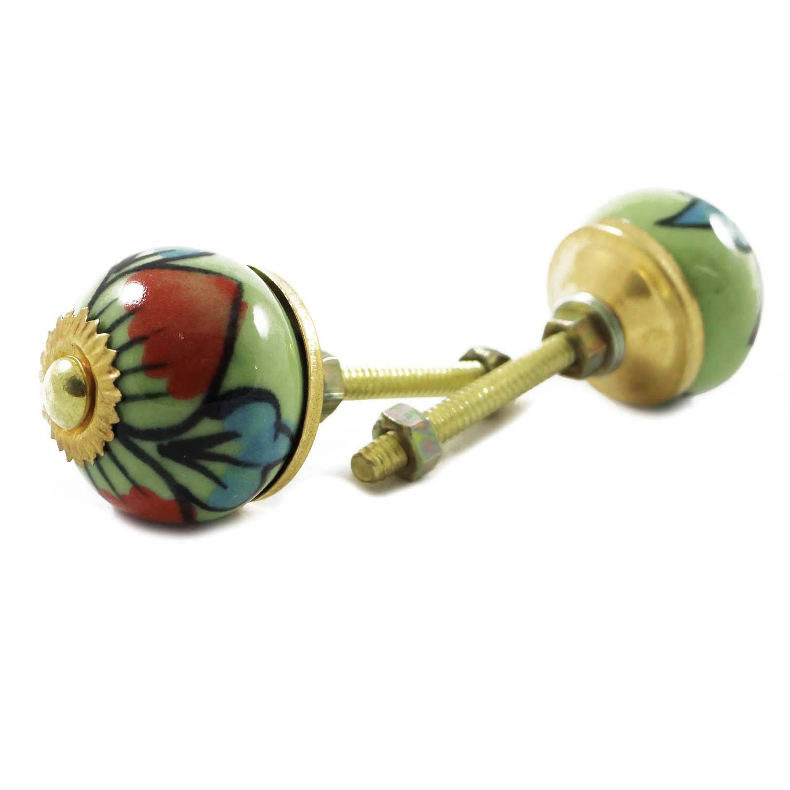 indian door knobs photo - 7