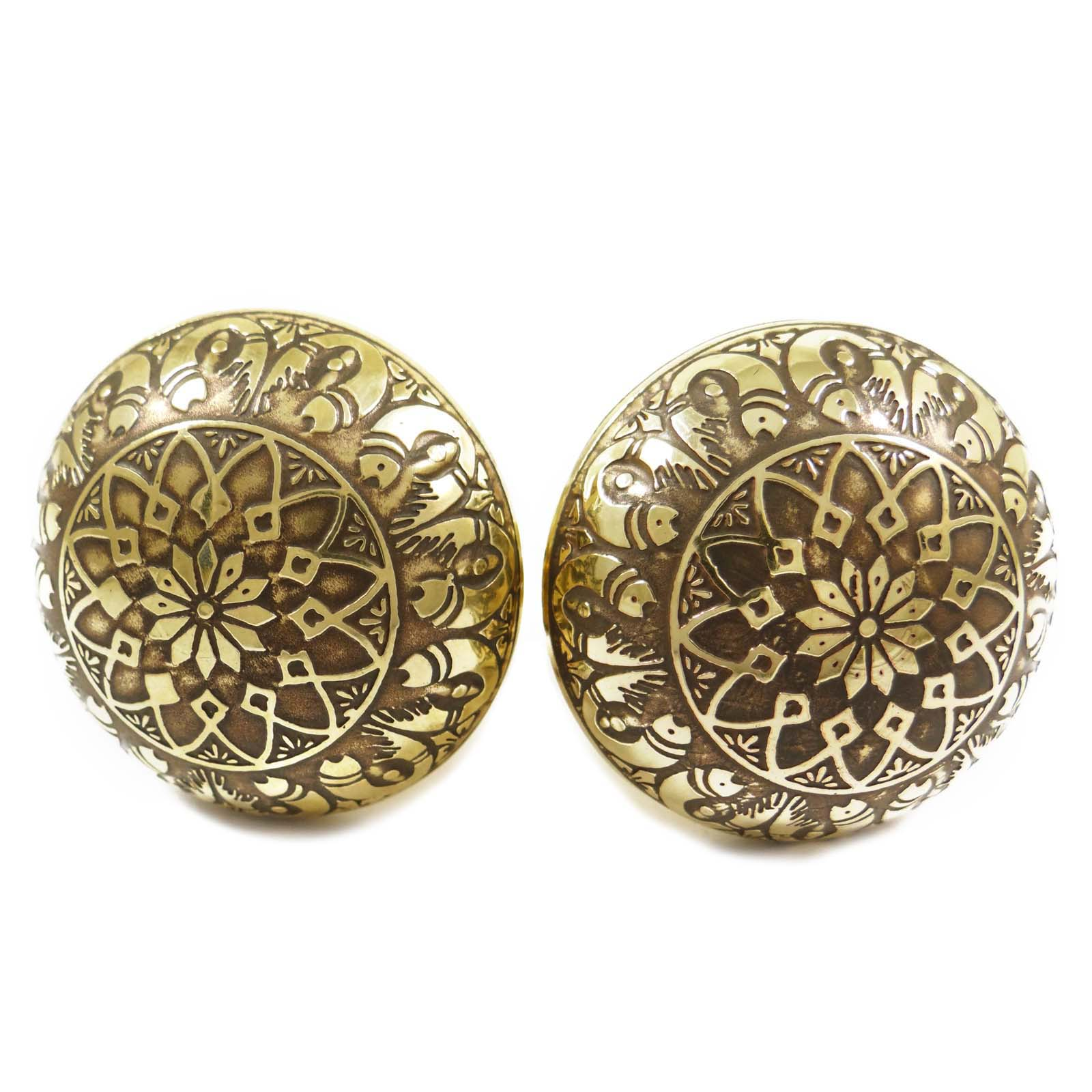 indian door knobs photo - 8
