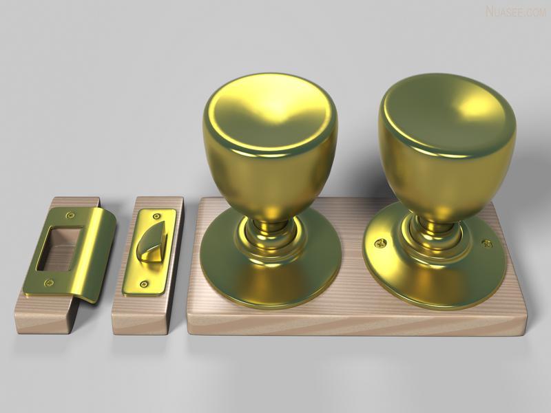 inside door knobs photo - 6