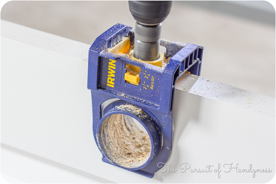 install door knob photo - 7