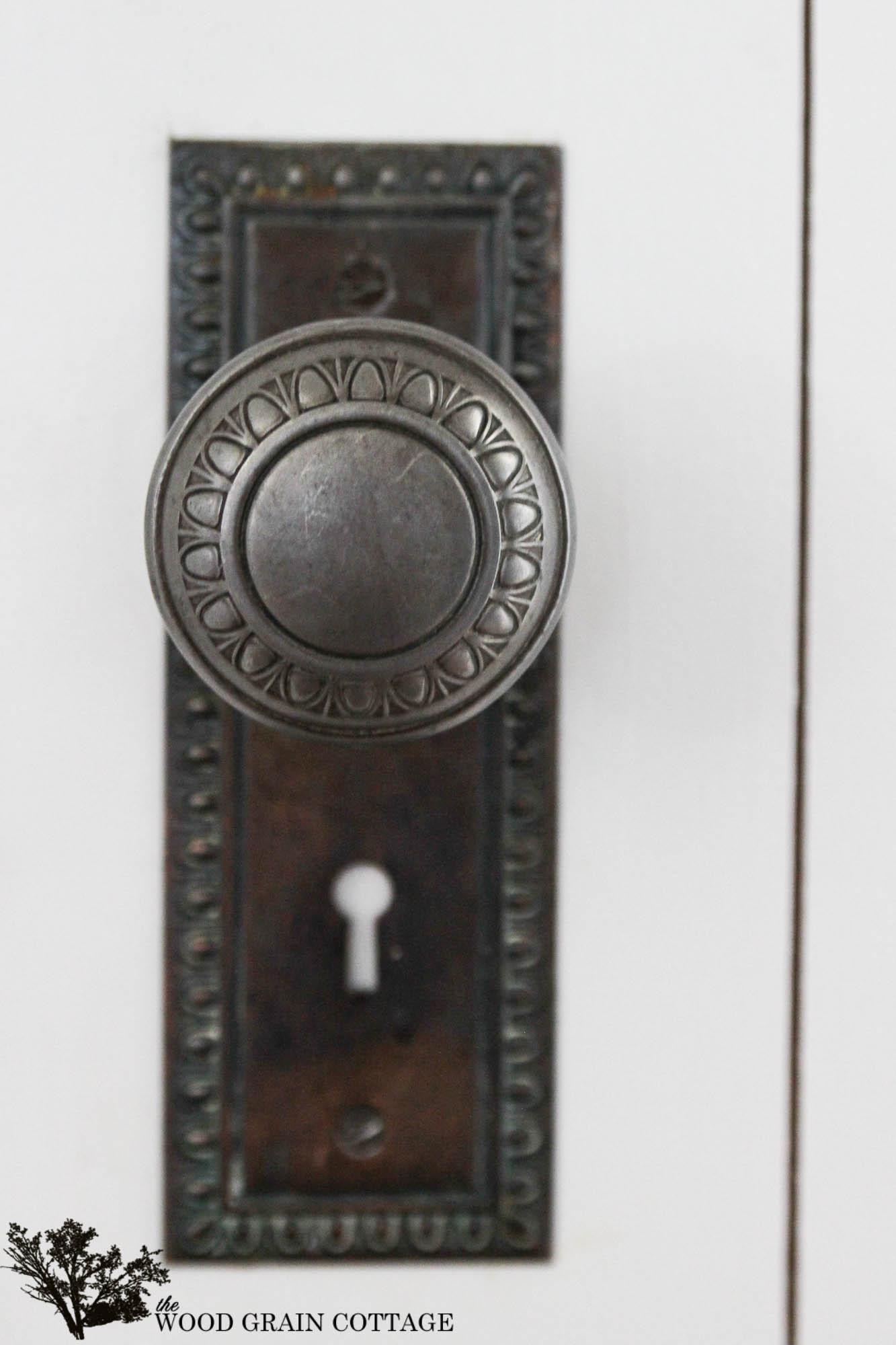 Installing Door Knob Door Knobs