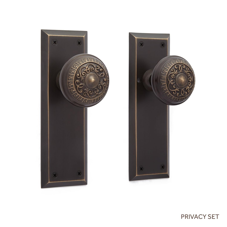interior door knob sets photo - 17