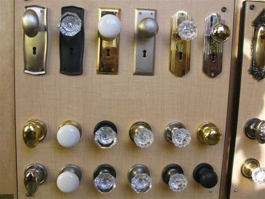 Interior Door Knob Styles Door Knobs