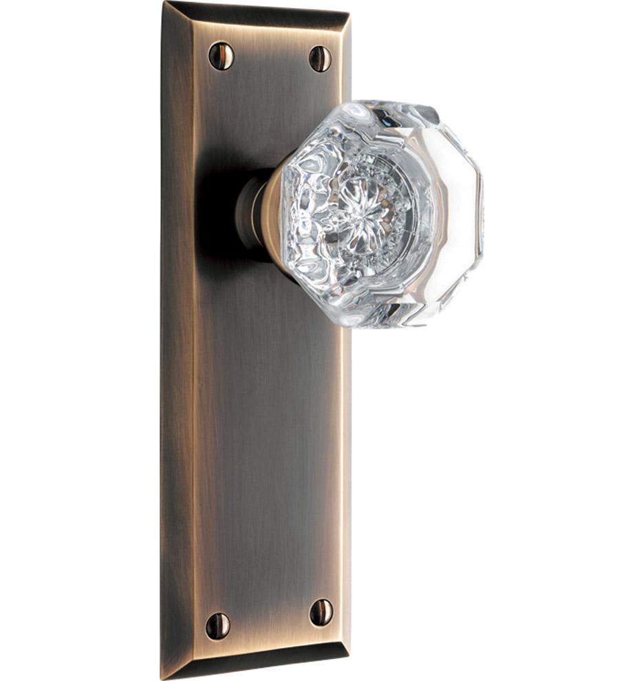Interior glass door knob sets Door Knobs