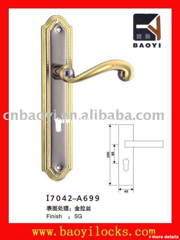 internal door knobs and handles photo - 10