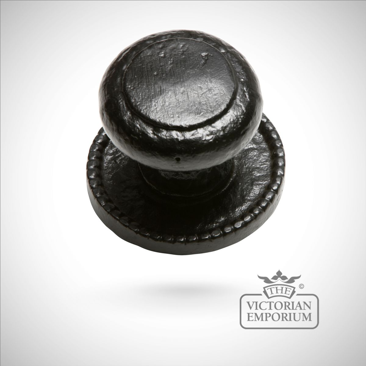 iron door knobs photo - 5
