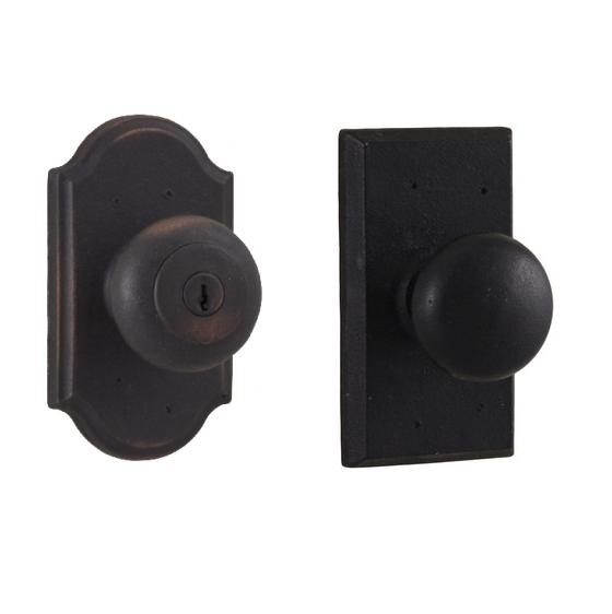 keyed entry door knob sets photo - 18