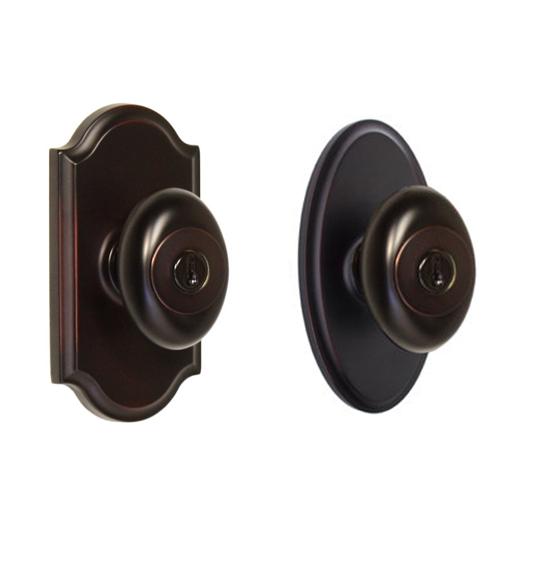 keyed entry door knob sets photo - 20
