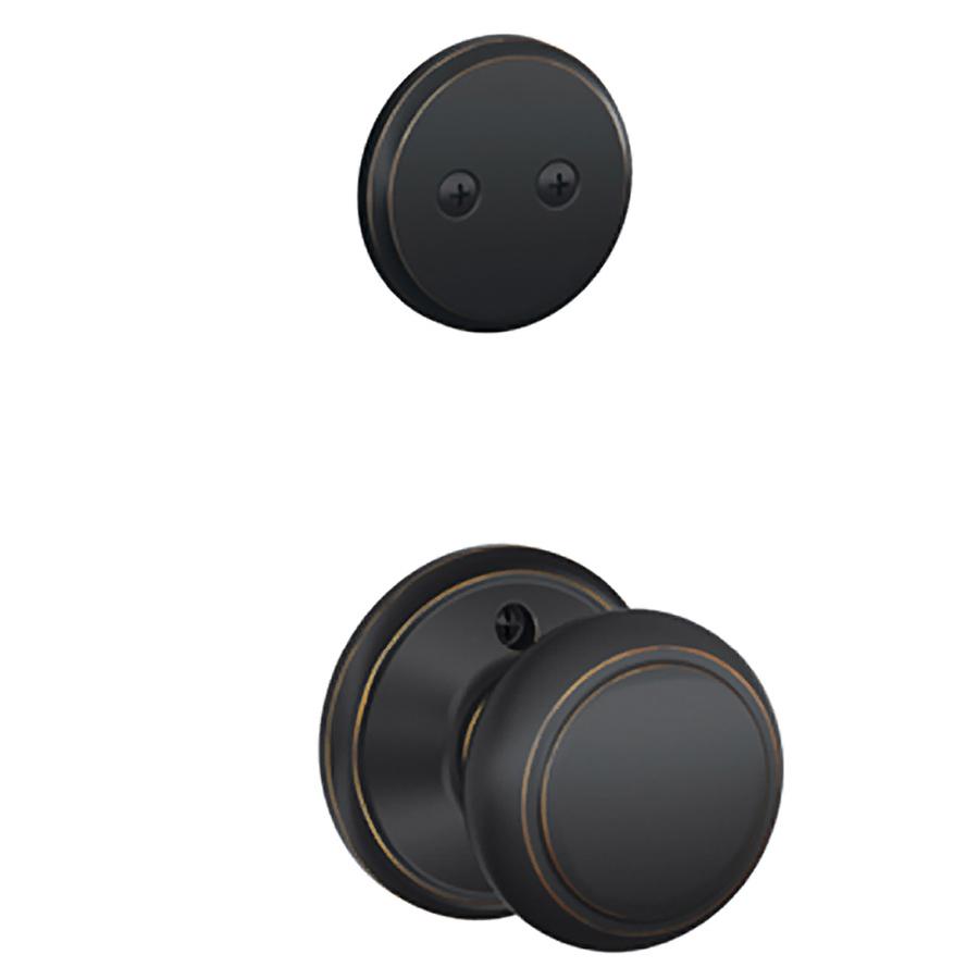 keyed interior door knob photo - 10