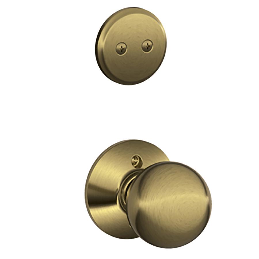 keyed interior door knob photo - 12