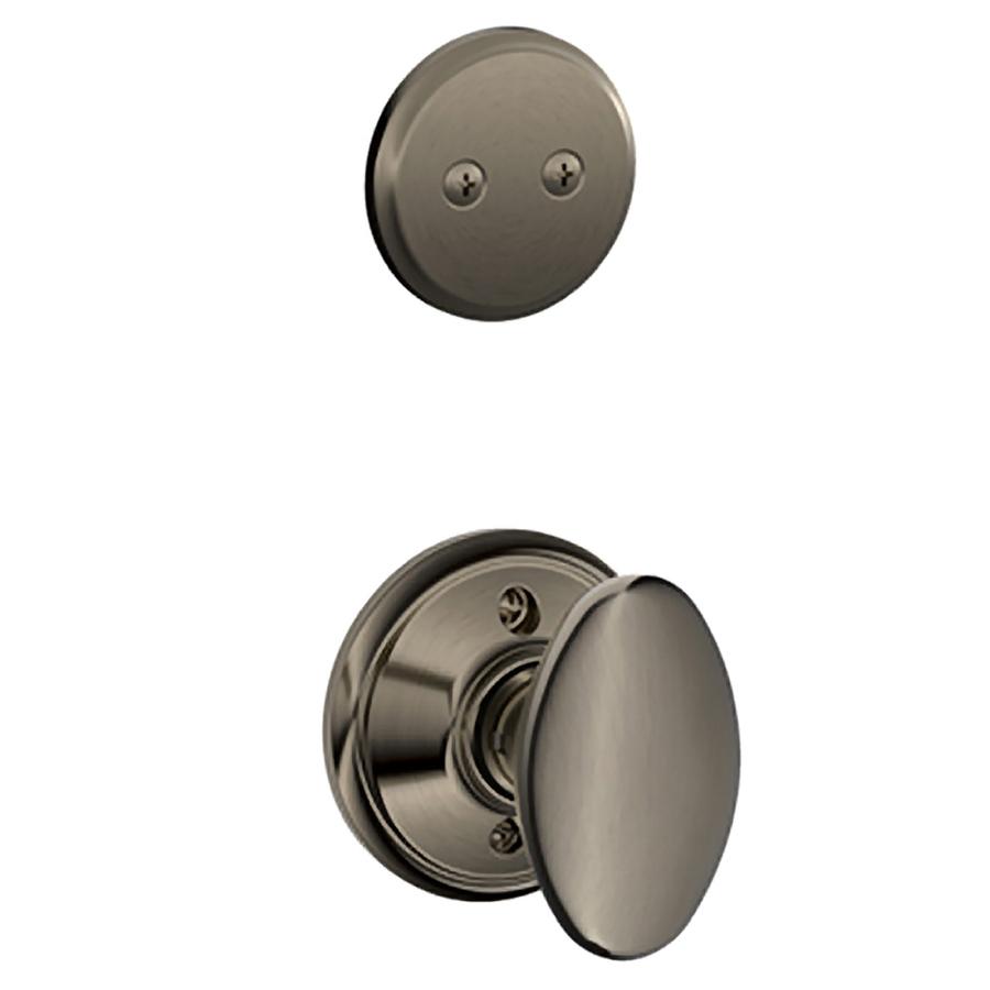 keyed interior door knob photo - 14