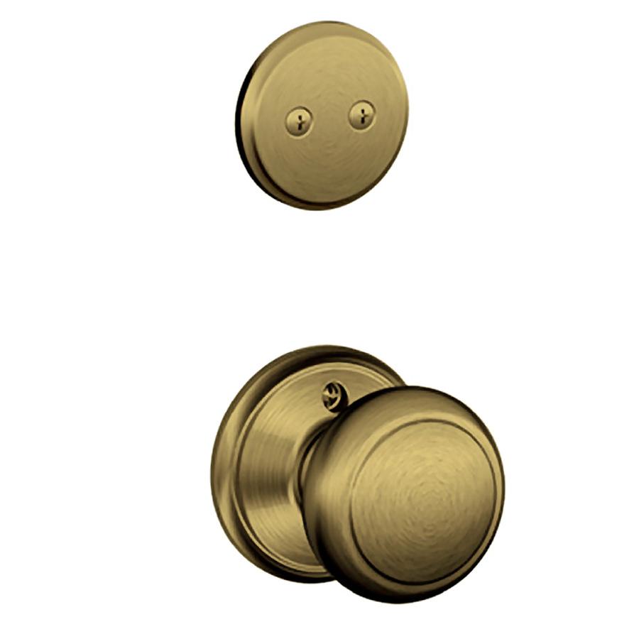 keyed interior door knob photo - 7