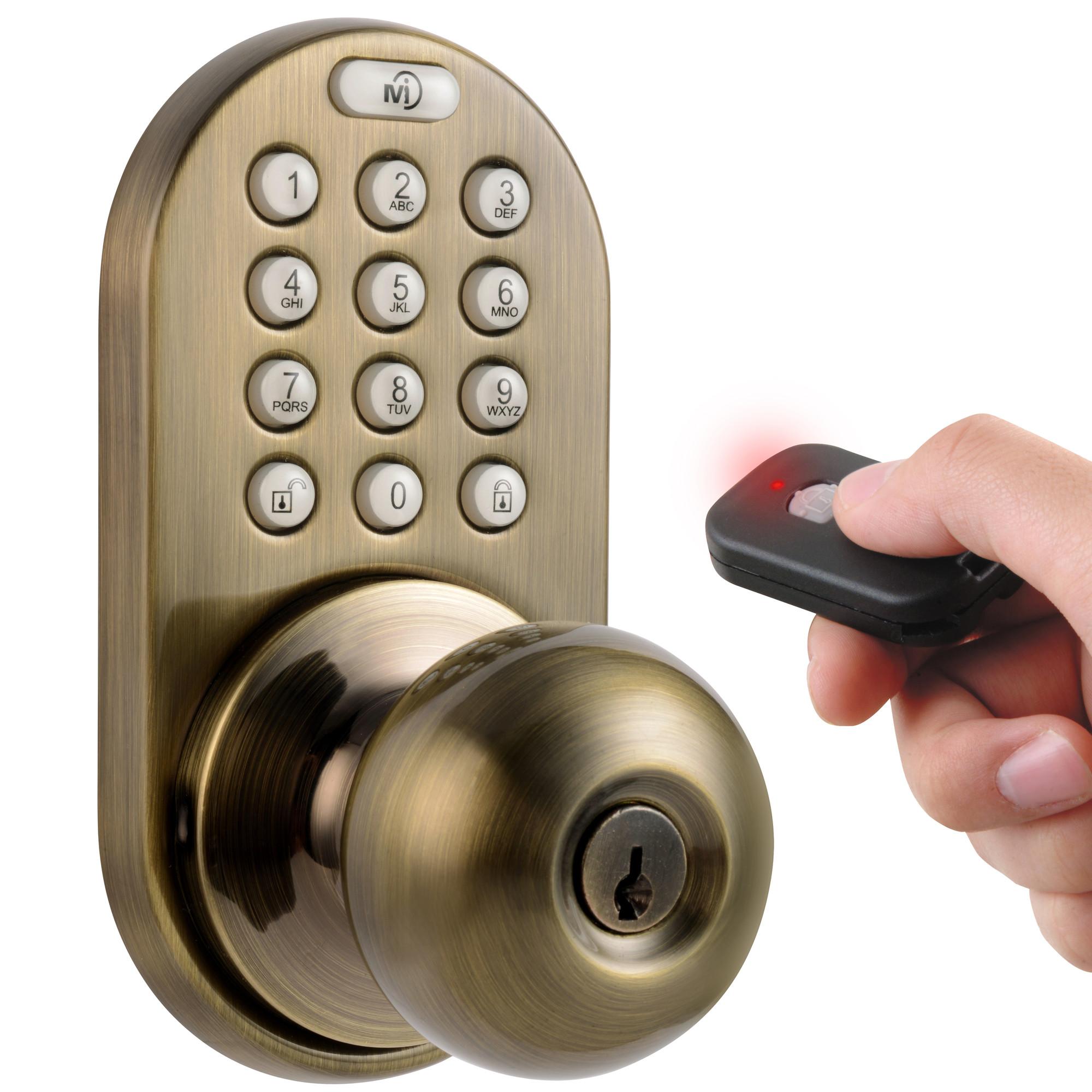 keyless door knobs photo - 19