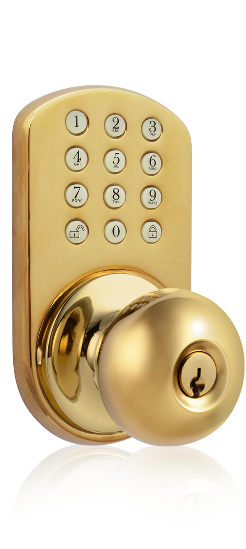 Keyless Entry Door Knob How Can It Work Video Review
