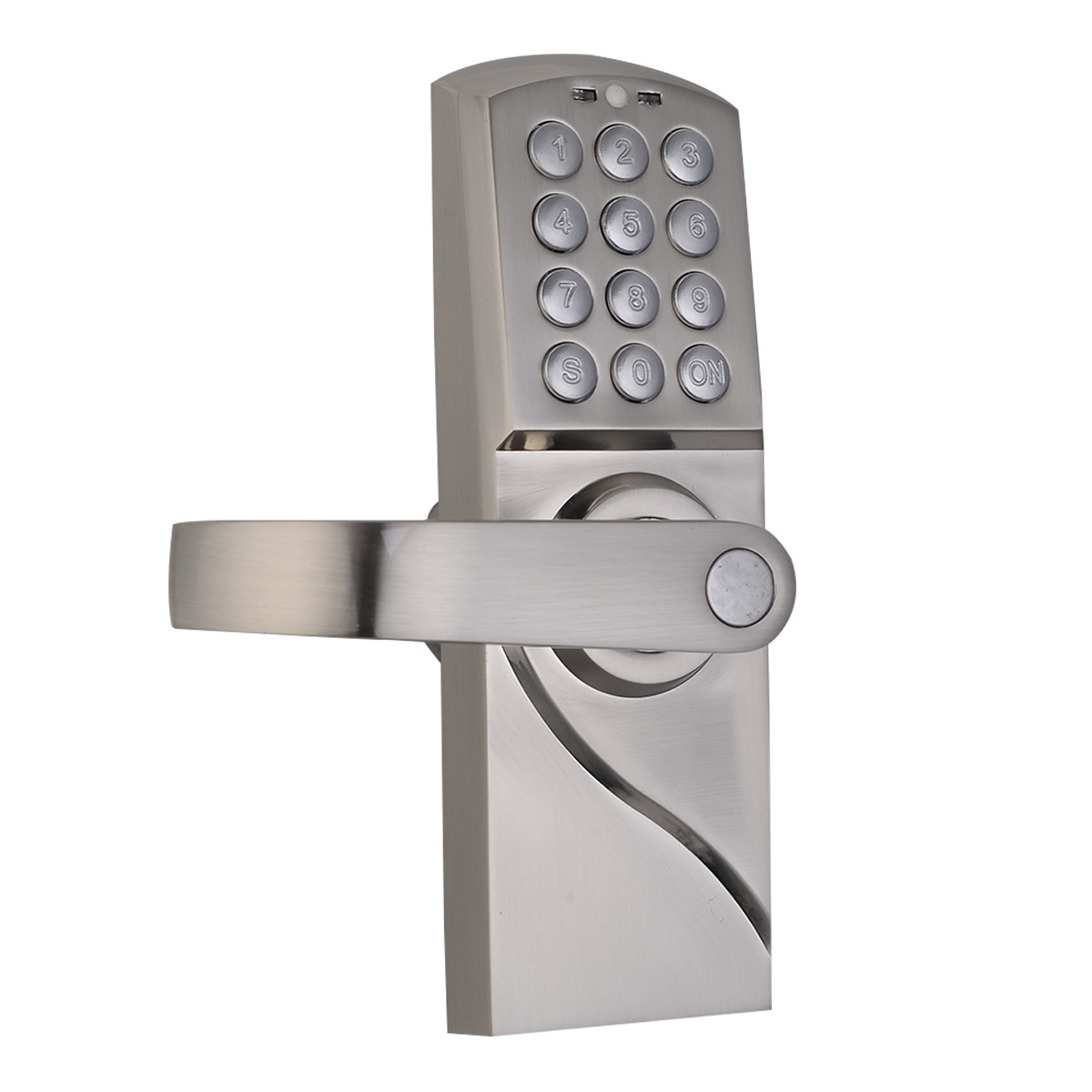 keypad door knob photo - 1