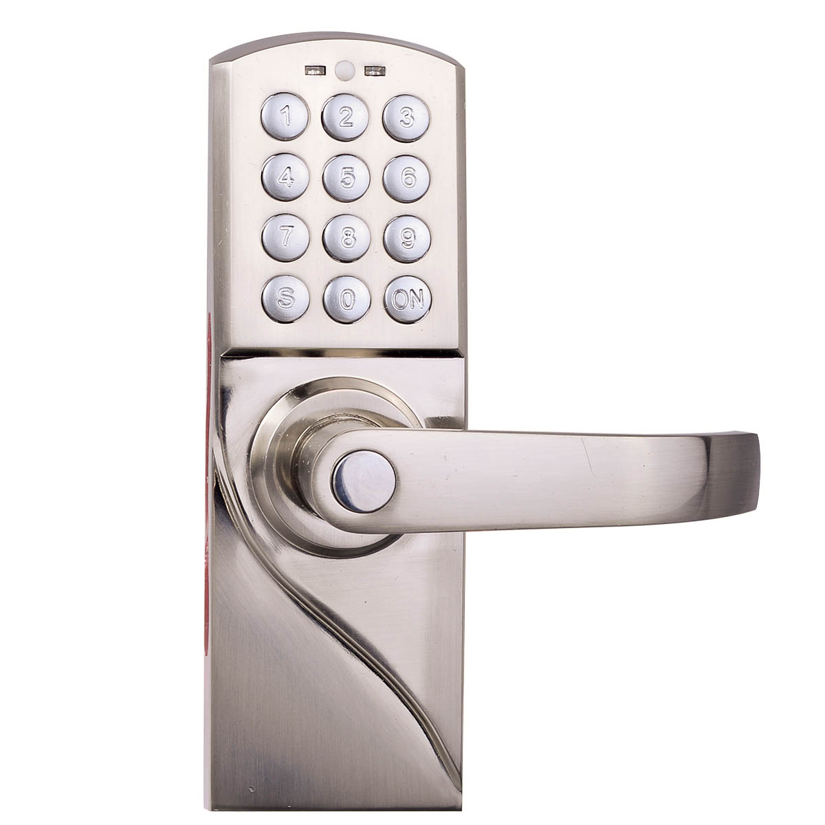 keypad door knob photo - 2