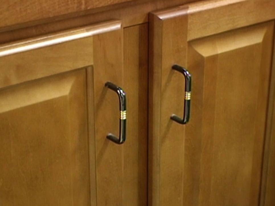 kitchen cabinet door pulls and knobs photo - 18
