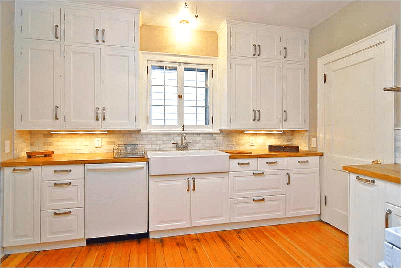 kitchen cabinets door knobs photo - 4