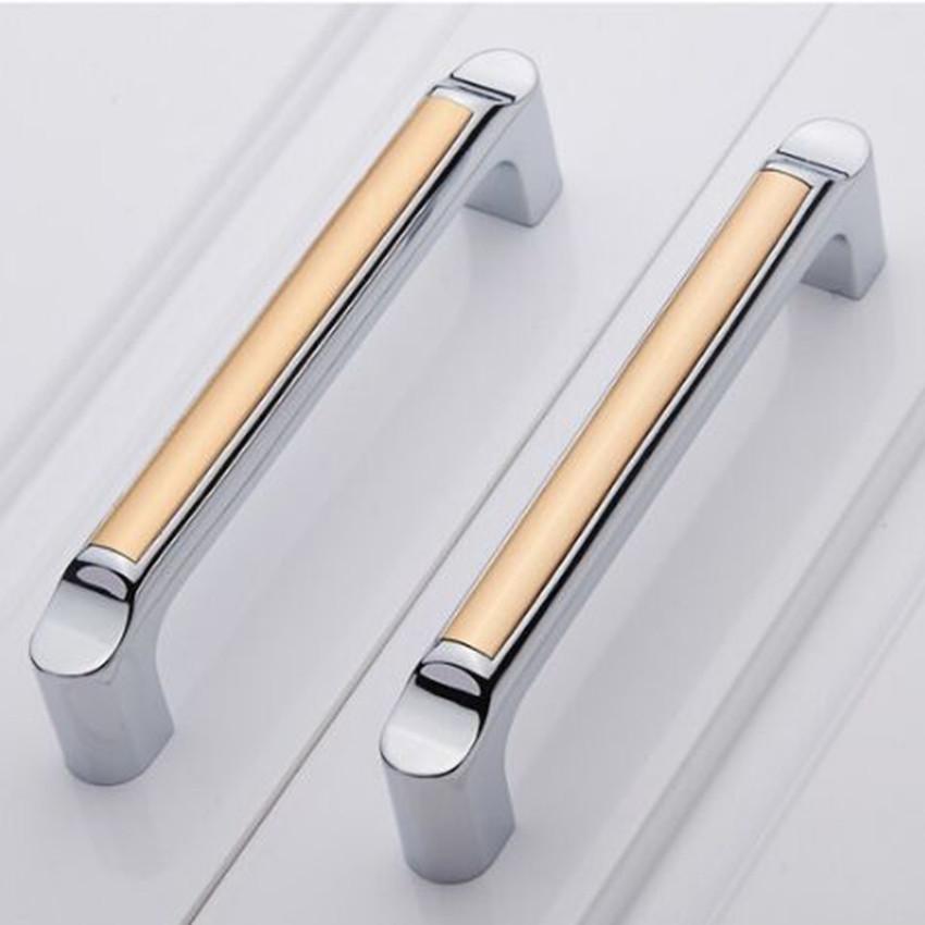 kitchen cupboard door handles and knobs photo - 16