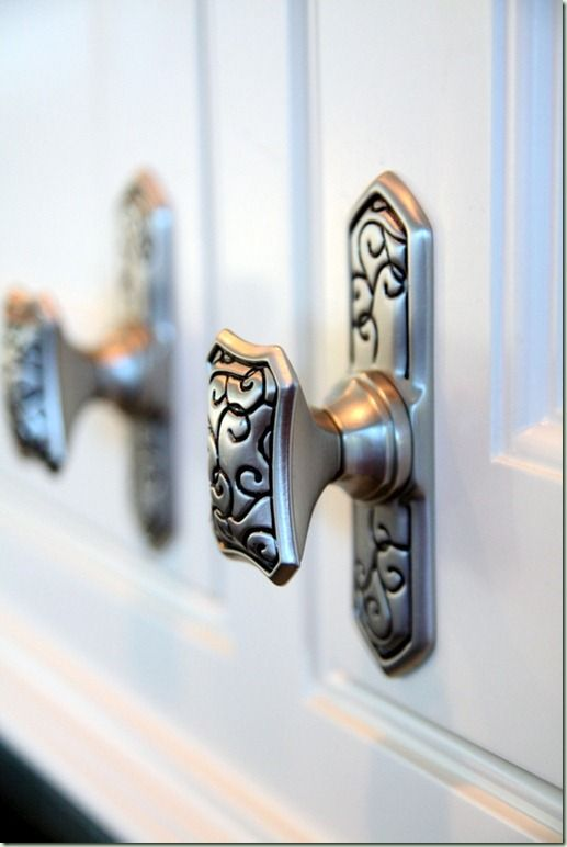 kitchen door handles and knobs photo - 19