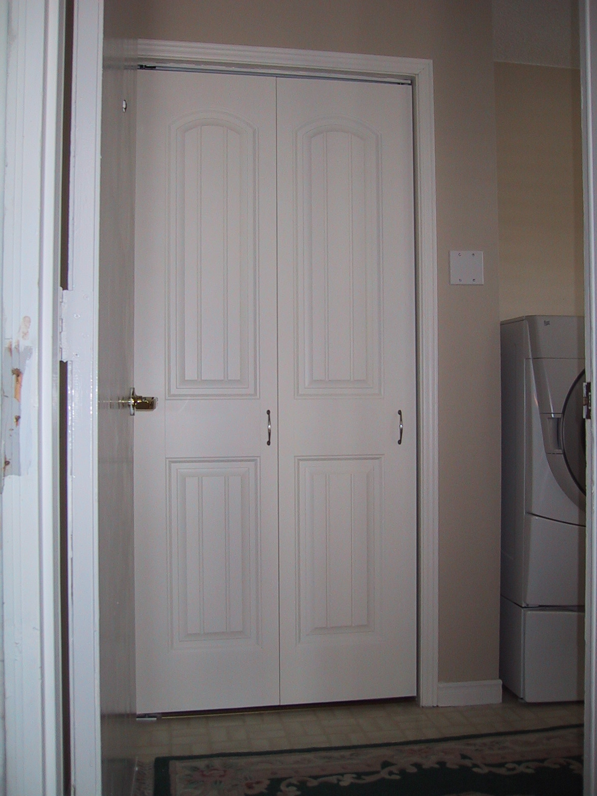knobs for bifold doors photo - 8