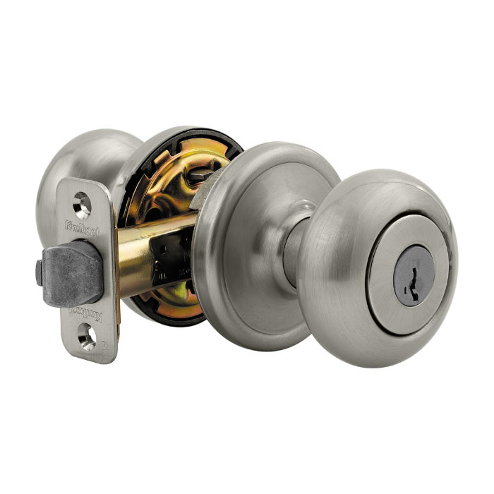 kwik set door knobs photo - 2