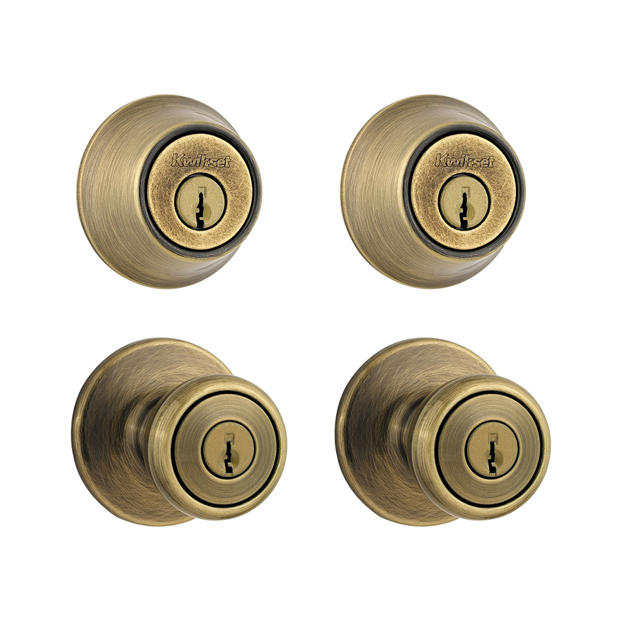 kwik set door knobs photo - 20