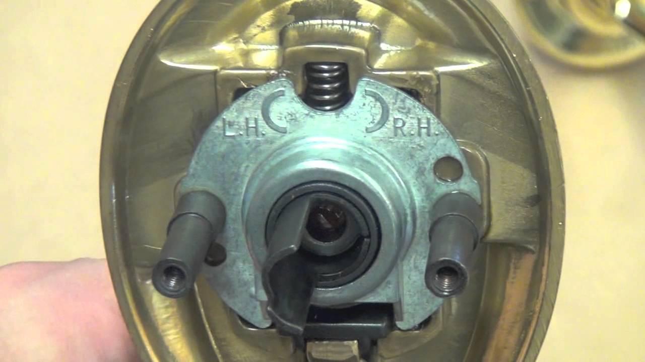 kwikset door knob parts photo - 17