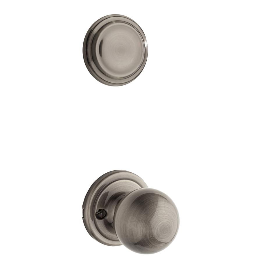 kwikset interior door knobs photo - 15