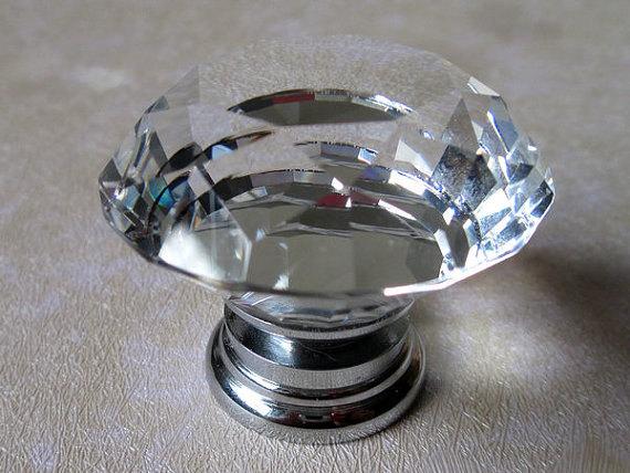 large crystal door knobs photo - 1