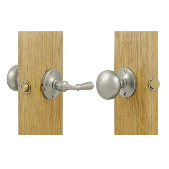 latch door knob photo - 6