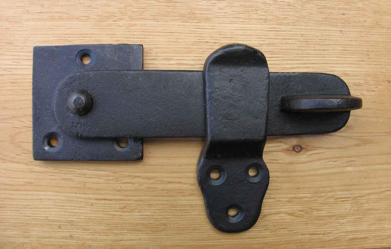 latch door knob photo - 7