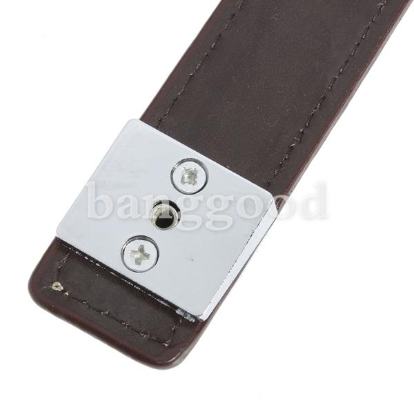 leather door knobs photo - 12