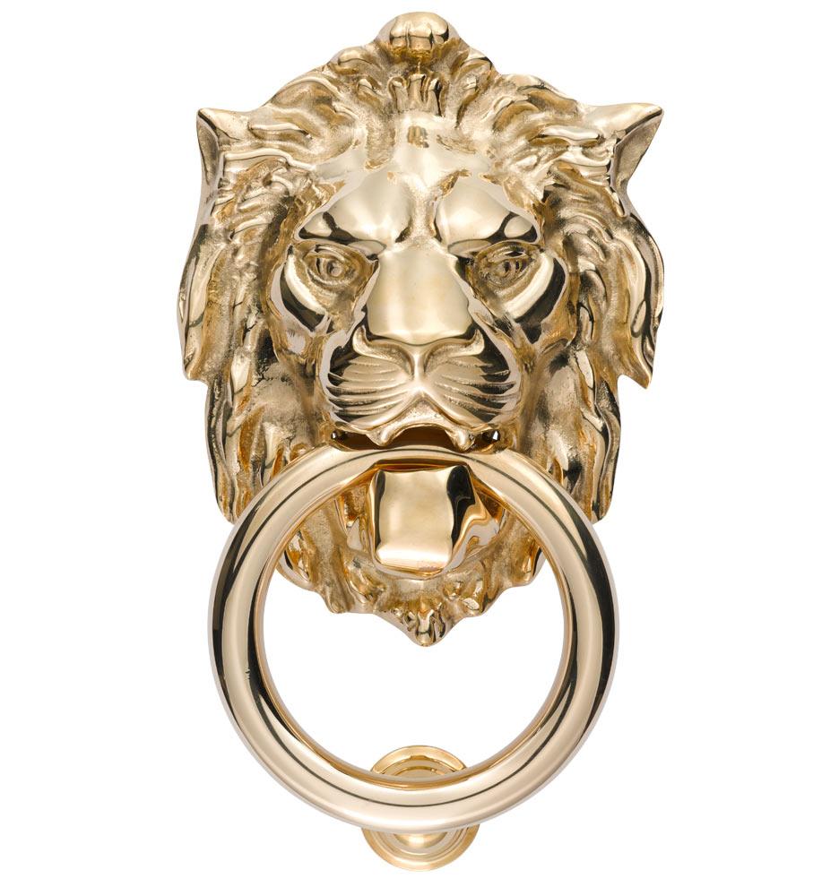 lion door knob photo - 13