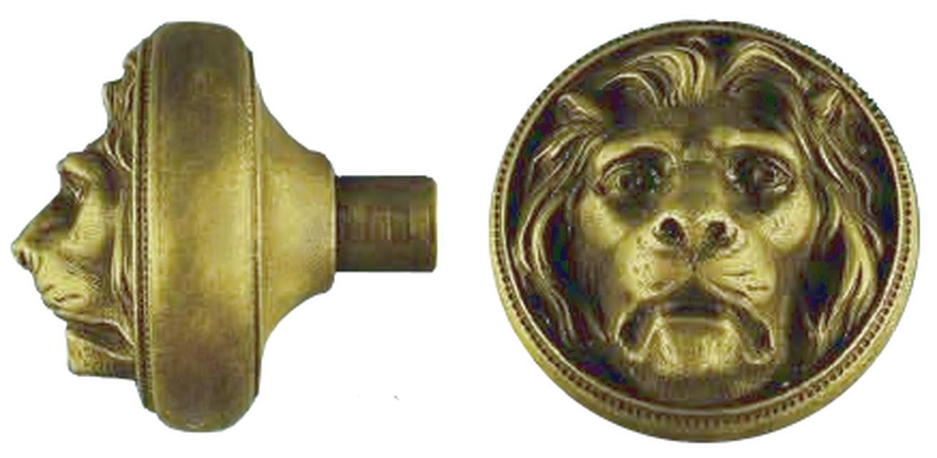 lion door knob photo - 19