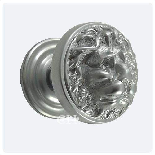 lion head door knob photo - 16