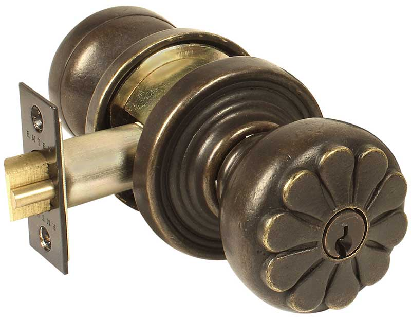 lockable door knob photo - 14